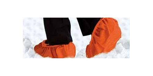 chaussettes neige pour chaussures