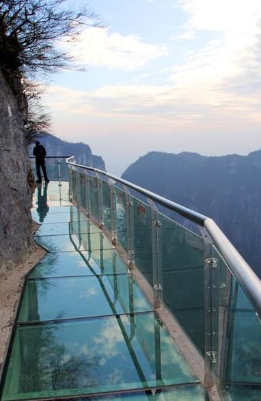 insolite-mont-tianmen-chine