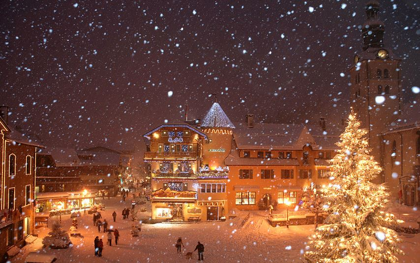 megeve station ski montagne plus chere france