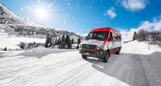 Chaines neige pour Mercedes Vito