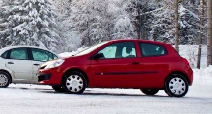 Équipement hiver Renault Clio III, chaines ou chaussettes neige
