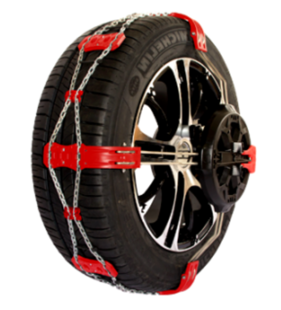 chaine neige touareg non chainable polaire steel grip