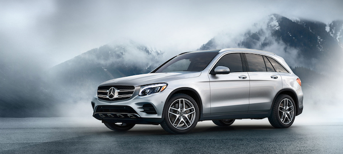 chaine neige pour Mercedes GLC