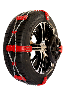 chaines neige audi Q5 polaire Steel Grip non chainable