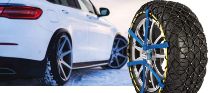 michelin easy grip evolution chaine neige