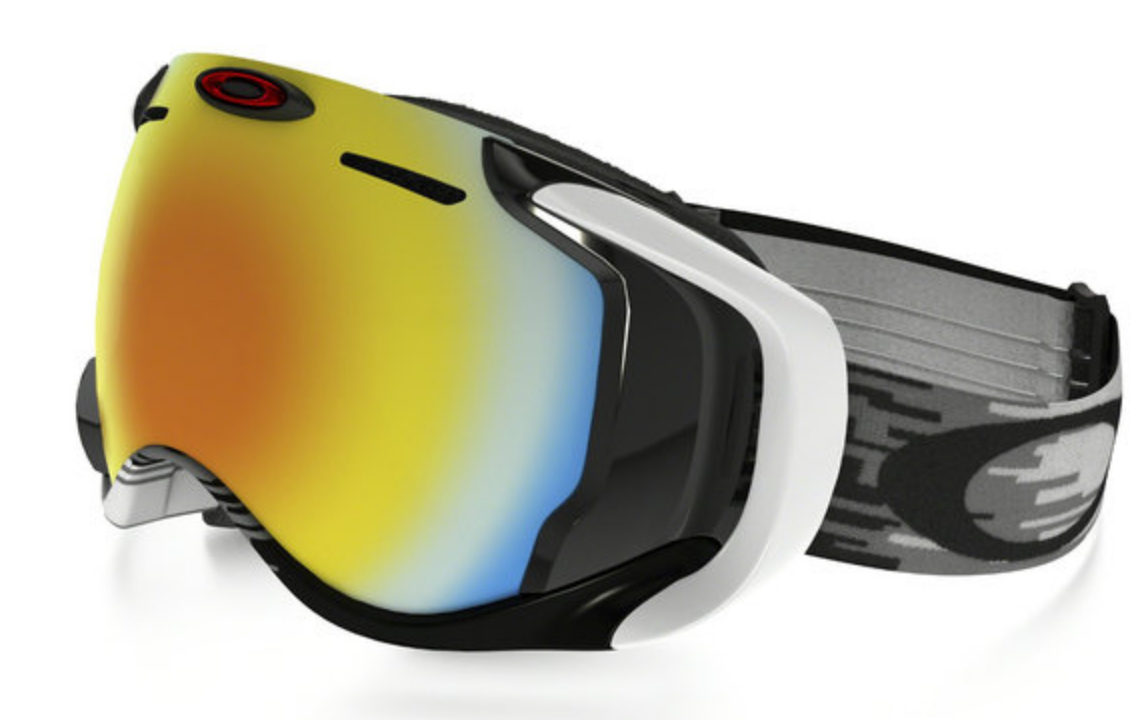 masque de ski ultra connecté OAKLEY Airwave
